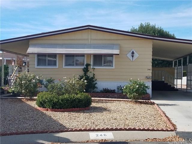 27601 Sun City Boulevard #246, Menifee, CA 92586 (#SW17262432) :: Dan Marconi's Real Estate Group