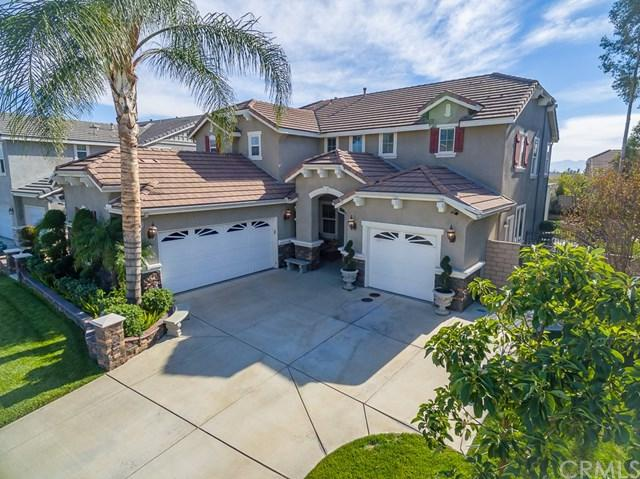 12963 Riley Court, Rancho Cucamonga, CA 91739 (#IV17262461) :: Angelique Koster