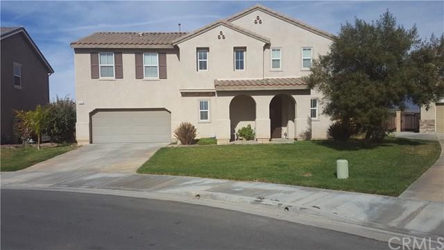 1456 Dunston Street, Beaumont, CA 92223 (#EV17262678) :: Realty Vault