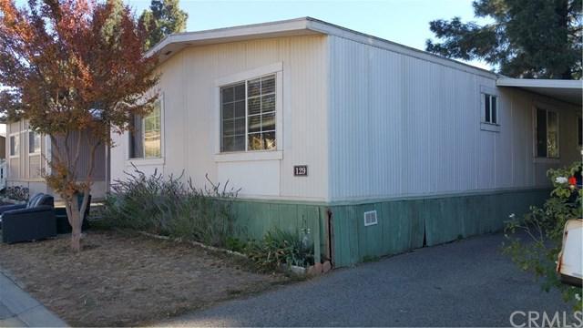 1425 Cherry Avenue #129, Beaumont, CA 92223 (#EV17262710) :: Realty Vault