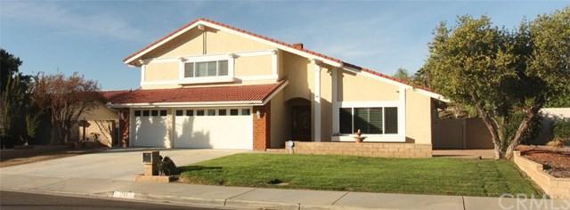 1241 Grossmont Drive, Riverside, CA 92506 (#SW17262724) :: Dan Marconi's Real Estate Group