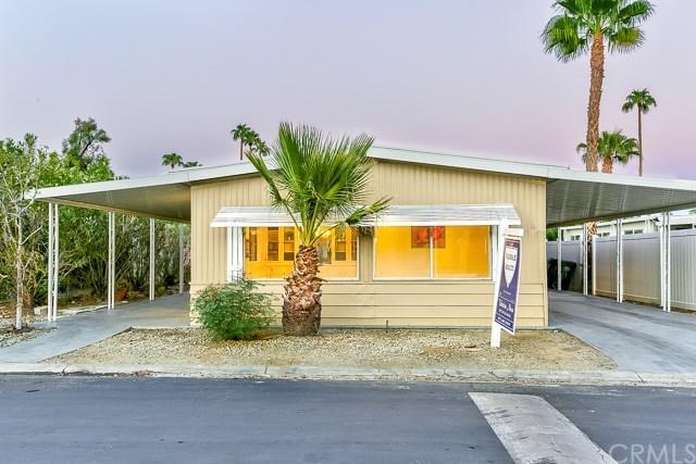 199 Juniper Drive #199, Palm Springs, CA 92264 (#IG17263132) :: The DeBonis Team
