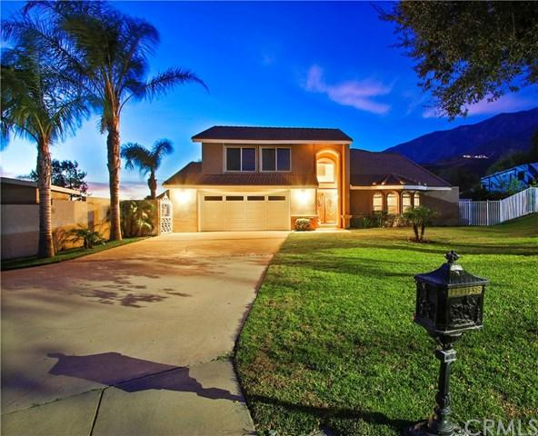 5058 Mayberry Avenue, Rancho Cucamonga, CA 91737 (#CV17263108) :: Angelique Koster