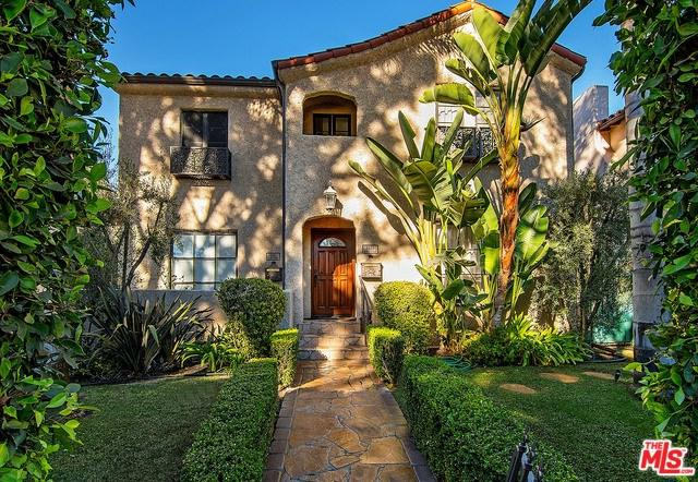 8461 W 4TH Street, Los Angeles (City), CA 90048 (#17291494) :: Doherty Real Estate Group