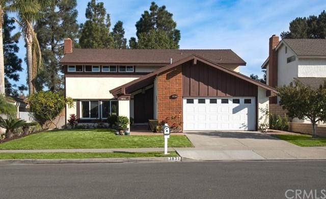 3831 Hendrix Street, Irvine, CA 92614 (#OC17262694) :: Realty Vault
