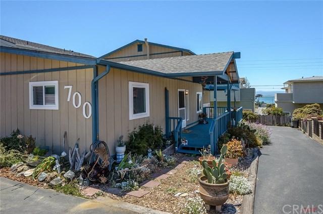 700 Saint Mary Avenue, Cayucos, CA 93430 (#SC1071878) :: Nest Central Coast