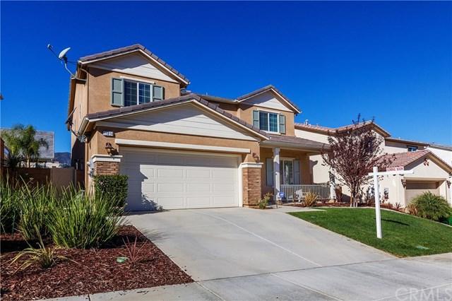 11814 Silver Birch Road, Corona, CA 92883 (#IG17263431) :: The DeBonis Team