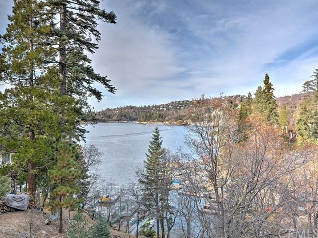 354 State Highway 173, Lake Arrowhead, CA 92352 (#EV17263546) :: Angelique Koster