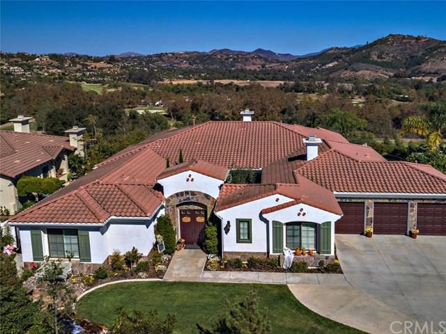 3938 Flowerwood Lane, Fallbrook, CA 92028 (#SW17266127) :: The Val Ives Team