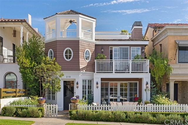 210 Narcissus Avenue, Corona Del Mar, CA 92625 (#NP17266758) :: Scott J. Miller Team/RE/MAX Fine Homes