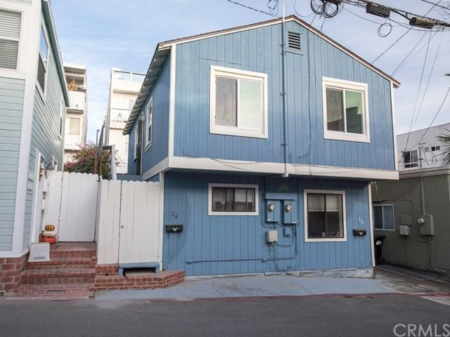224 Bayview, Hermosa Beach, CA 90254 (#SB17267078) :: Erik Berry & Associates