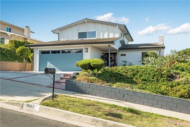 5057 Silver Arrow Drive, Rancho Palos Verdes, CA 90275 (#SB17268135) :: Erik Berry & Associates