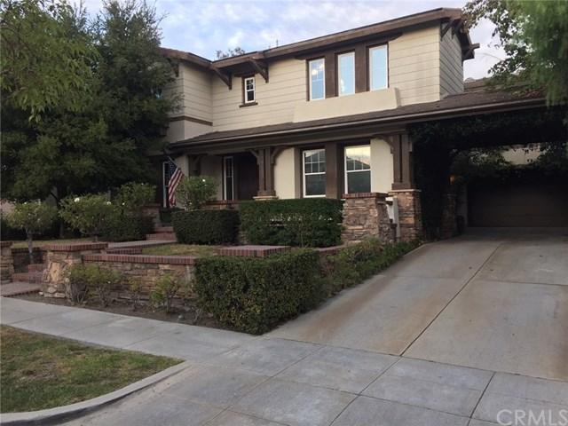 12 Thornhill Street, Ladera Ranch, CA 92694 (#OC17268418) :: Spadafore & Associates