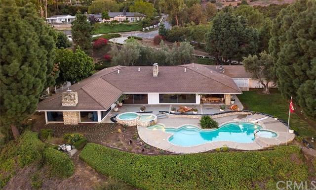 8 Quail Ridge Road N, Rolling Hills, CA 90274 (#SB17261944) :: Millman Team