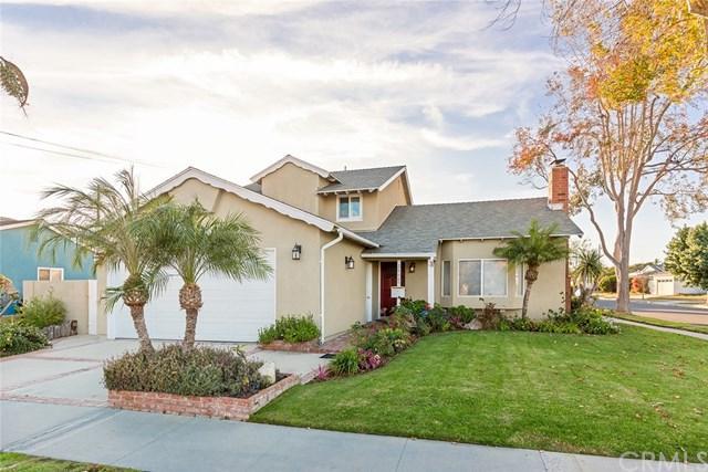 20605 Victor Street, Torrance, CA 90503 (#SB17269282) :: Millman Team