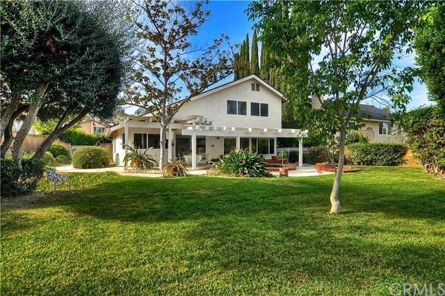 25586 El Capitan, Laguna Hills, CA 92653 (#OC17267461) :: Z Team OC Real Estate