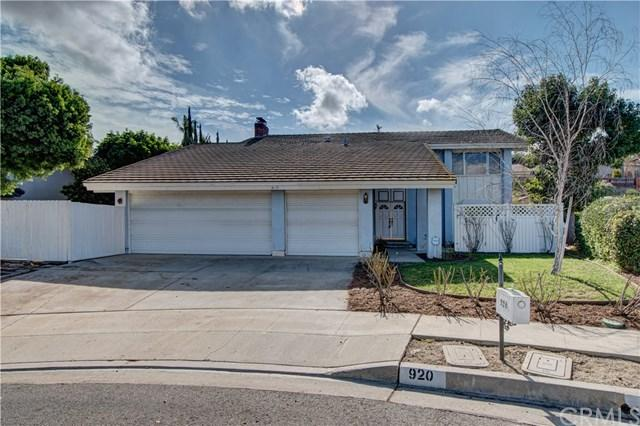 920 Kirkwood Lane, La Habra, CA 90631 (#PW17270019) :: Ardent Real Estate Group, Inc.