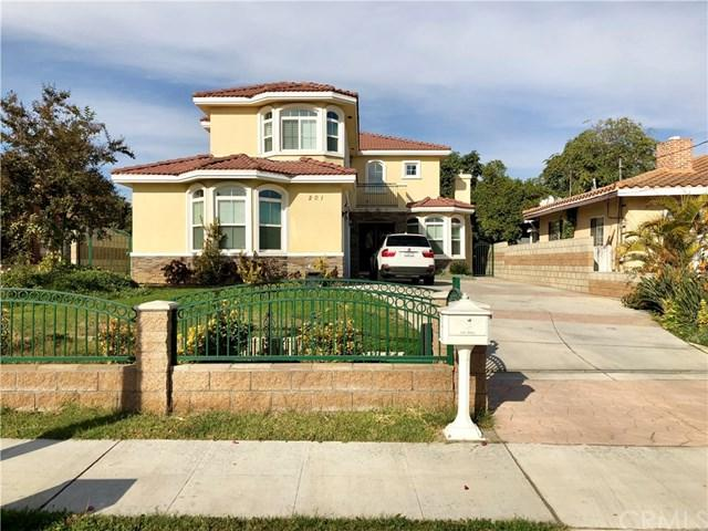 201 El Monte, San Gabriel, CA 91776 (#WS17270239) :: Carrington Real Estate Services