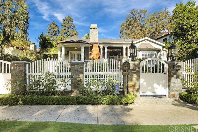 10509 Valley Spring Lane, Toluca Lake, CA 91602 (#SR17270478) :: Prime Partners Realty