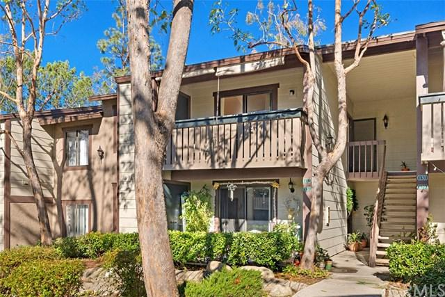 20702 El Toro Road #132, Lake Forest, CA 92630 (#OC17269150) :: Fred Sed Realty