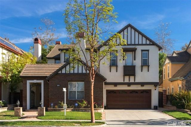 12 Craftsbury Place, Ladera Ranch, CA 92694 (#OC17271127) :: Berkshire Hathaway Home Services California Properties