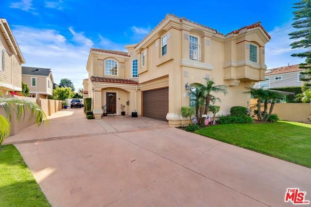 2112 Bataan Road A, Redondo Beach, CA 90278 (#17294780) :: Keller Williams Realty, LA Harbor