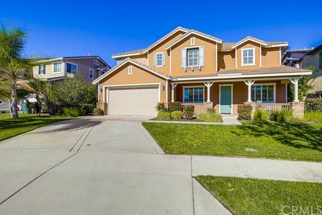 12816 Crestfield Court, Rancho Cucamonga, CA 91739 (#OC17271566) :: RE/MAX Masters
