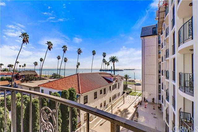2601 E Ocean Boulevard #407, Long Beach, CA 90803 (#DW17271687) :: Keller Williams Realty, LA Harbor