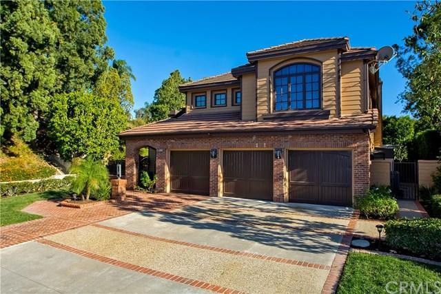 25 Windflower, Coto De Caza, CA 92679 (#OC17268871) :: Berkshire Hathaway Home Services California Properties