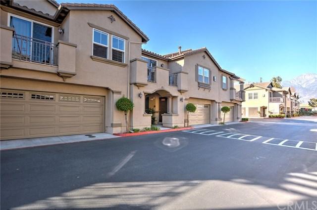 10375 Church Street #75, Rancho Cucamonga, CA 91730 (#CV17271828) :: RE/MAX Masters