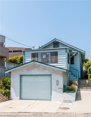 419 24th Street, Hermosa Beach, CA 90254 (#SB17271884) :: Erik Berry & Associates