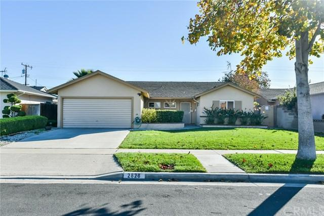2828 W Westhaven Drive, Anaheim, CA 92804 (#SW17271909) :: Ardent Real Estate Group, Inc.