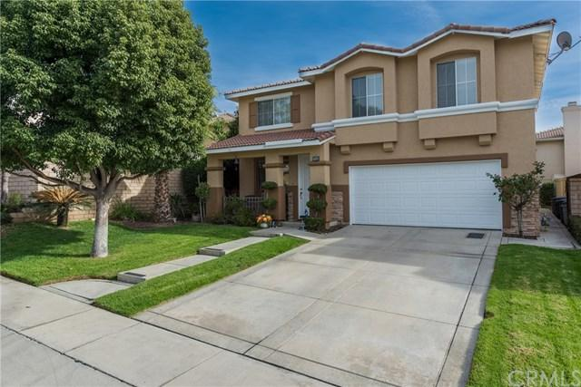 7553 Merrimack Place, Rancho Cucamonga, CA 91730 (#PW17272042) :: RE/MAX Masters