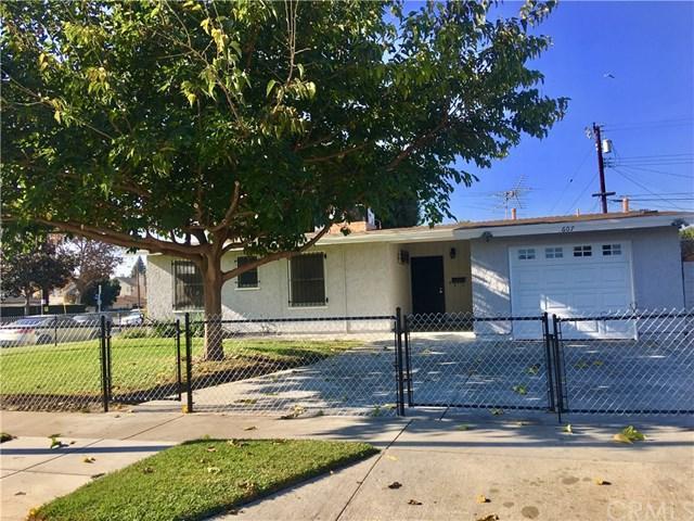 607 Van Wig Avenue, La Puente, CA 91746 (#CV17272362) :: RE/MAX Masters