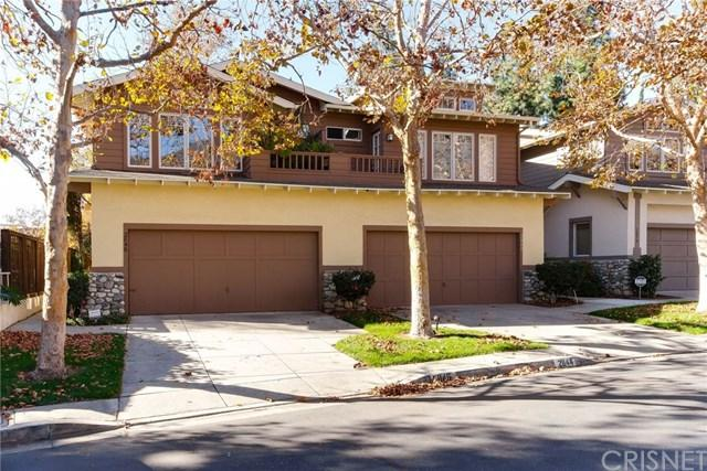 2846 Butter Creek Drive, Pasadena, CA 91107 (#SR17272370) :: Mainstreet Realtors®