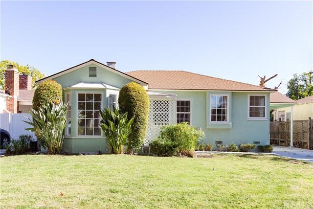 1730 N Rose Street, Burbank, CA 91505 (#BB17272492) :: Prime Partners Realty