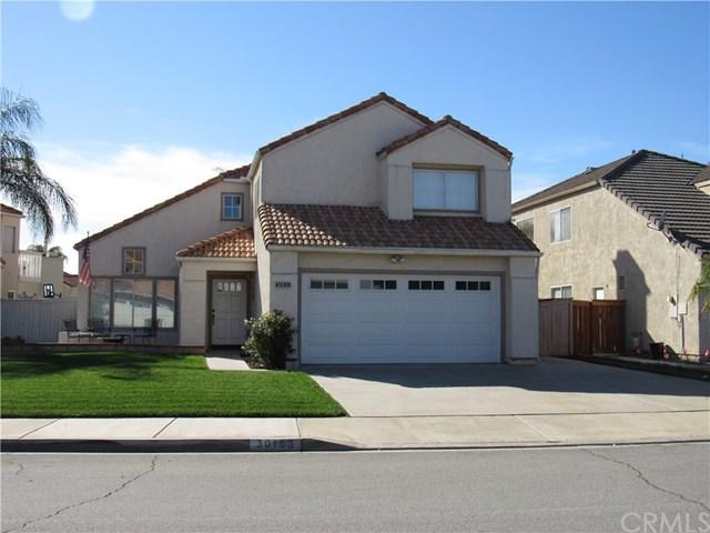 30153 Via Palermo, Menifee, CA 92584 (#SW17271968) :: The Val Ives Team