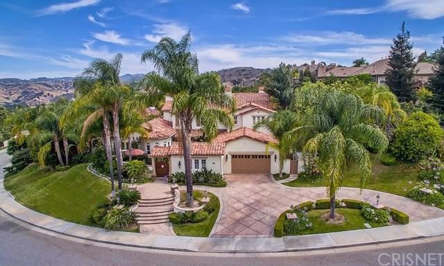 26748 Provence Drive, Calabasas, CA 91302 (#SR17272086) :: Fred Sed Realty