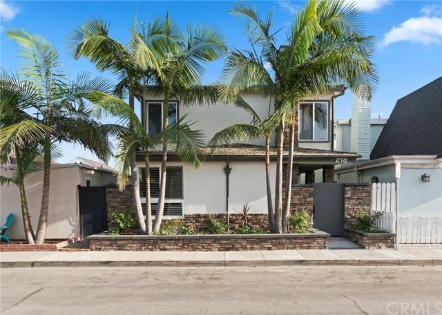 218 Walnut Street, Newport Beach, CA 92663 (#NP17269550) :: Mainstreet Realtors®