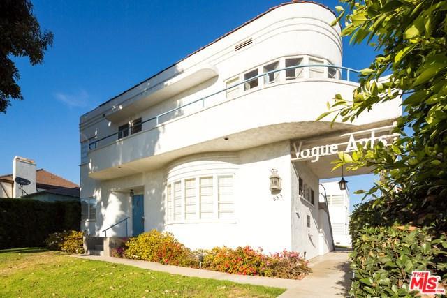 633 9TH Street, Santa Monica, CA 90402 (#17295556) :: Erik Berry & Associates
