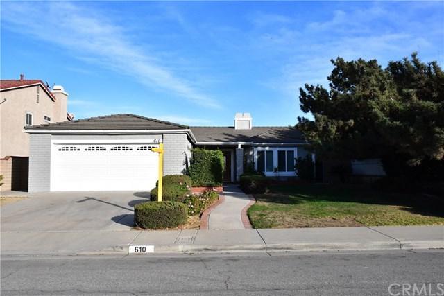 610 Looking Glass Drive, Diamond Bar, CA 91765 (#CV17273116) :: DSCVR Properties - Keller Williams