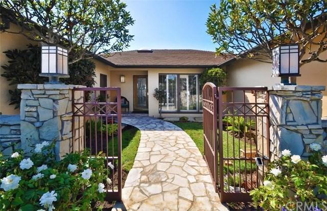 115 Via Monte Doro, Redondo Beach, CA 90277 (#PV17273311) :: Lamb Network