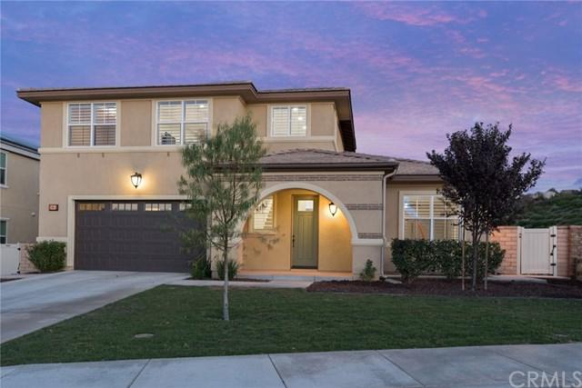 30664 Buckboard Lane, Menifee, CA 92584 (#SW17273131) :: The Val Ives Team