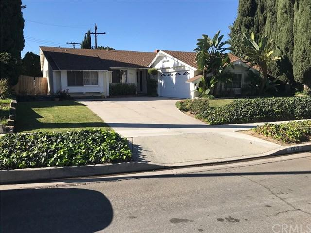12213 Meadow Green Road, Whittier, CA 90604 (#SW17273341) :: Carrington Real Estate Services