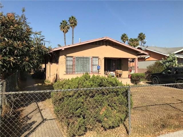 1325 W 95th Street, Los Angeles (City), CA 90044 (#MB17273463) :: DSCVR Properties - Keller Williams