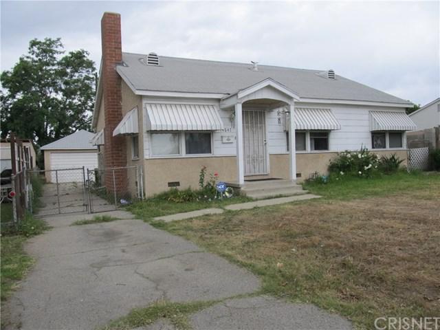 14647 Polk Street, Sylmar, CA 91342 (#SR17273464) :: Fred Sed Realty