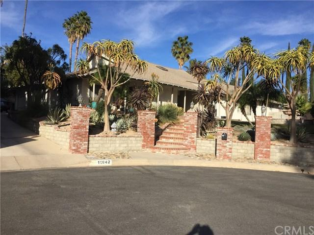 11942 Mallot Place, Granada Hills, CA 91344 (#AR17273467) :: Fred Sed Realty