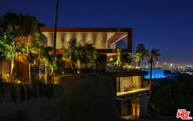 1894 N Stanley Avenue, Los Angeles (City), CA 90046 (#17295646) :: DSCVR Properties - Keller Williams