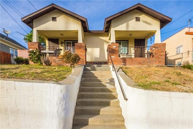 652 W 1st Street, San Pedro, CA 90731 (#PW17272004) :: Kato Group