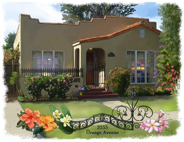 3555 Orange Avenue, Long Beach, CA 90807 (#PW17273630) :: Kato Group